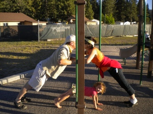 PushUps for GrownUps
